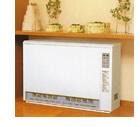 蓄熱暖房器でお部屋はポカポカ